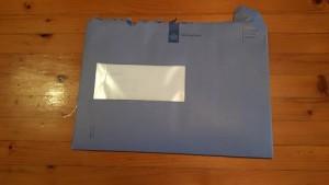belasting,aangifte,2015,digitaal,blauwe envelop