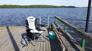 Zweden,Tolvsbo,zwemmen,steiger,meer,zon,juni,2016