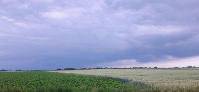 aardappels,graan,ruimte,Lauwersoog,donderbui,juli,2016
