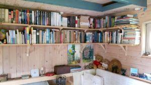 boeken,kabouterhuisje,tuinhuis,gang,kamer,overloop,slaapkamer,gang,#50books