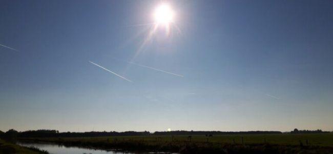 16 oktober 2016,zon,blauw,Opsterlandse Compagnonsvaart,Friesland