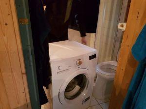 Een heel gedoe, zo'n nieuwe wasmachine