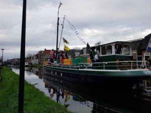 Sinterklaas in Gorredijk