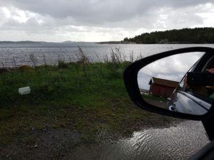Buien, wind en regen - dat kan ook op Tjörn