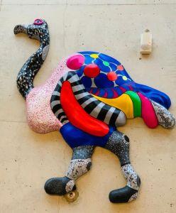 Niki de St.Phalle en IKEA