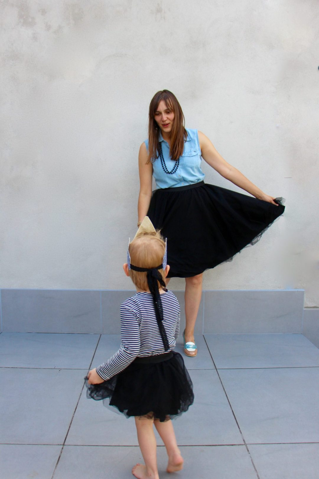 Tule Skirt DIY Party