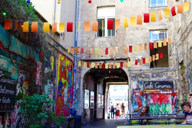 Berlijn met kinderen: streetart