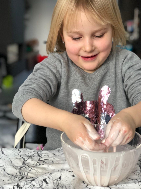 recept slijm maken