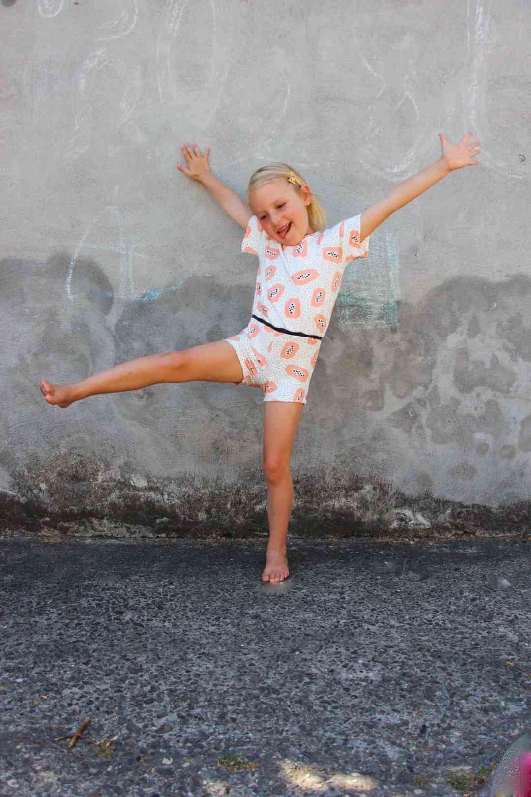 Lux jumpsuit