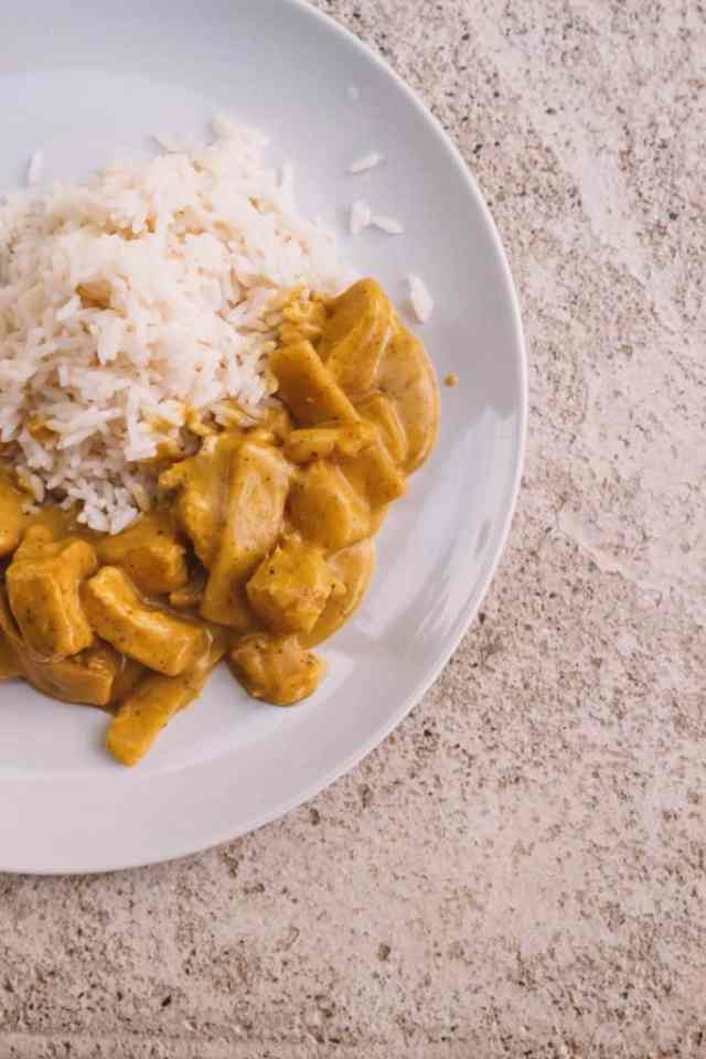 manna Chinese curry