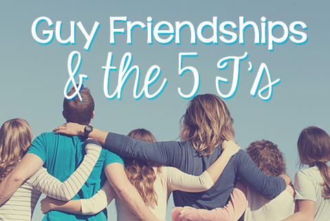 Guy Friendships and the Five T's