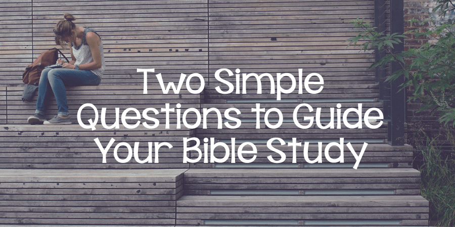 Newsopinioncommentary collection truth2freedoms blog page 41 two simple questions to guide your bible study fandeluxe Image collections