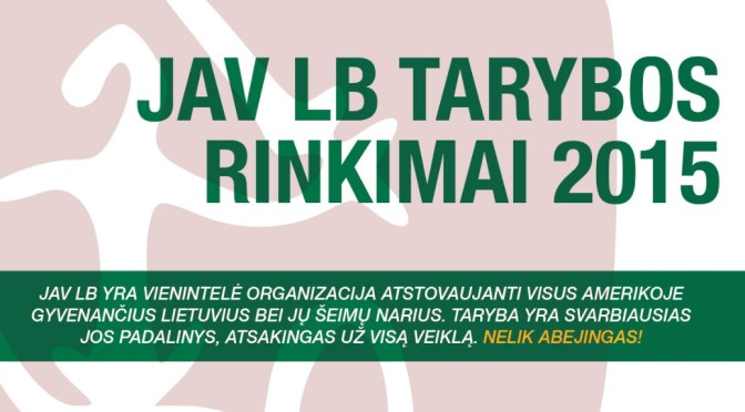 Jav LB Tarybos rinkimai 2015
