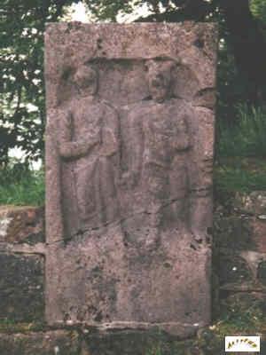 Les stles votives du Donon
