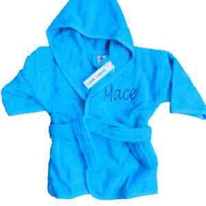 badjas met naam