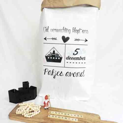 Paperbag Sinterklaas