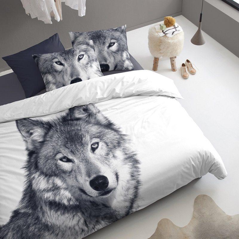 dekbedovertrek husky een prachtige hond om mee te slapen