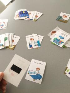 DIY schema kaartjes voor kinderen - LIEVELYNE