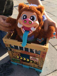 Snort Hog, Crate Creatures speelgoed review door Lievelyne