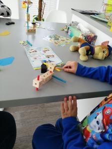 contructie speelgoed Totum - speelgoed testen - LIEVELYNE