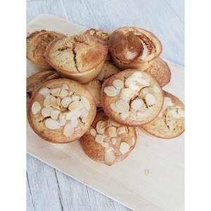 Gezonde proteine muffins zonder suiker - Lievelyne