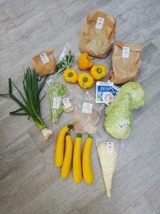 Inhoud health in a box zonder koolhydraten biologisch afslanken