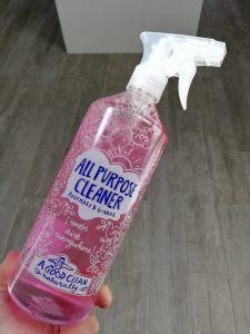 Allesreiniger spray roze - Action shoplog