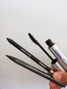 Kiko Milano make up shoplog