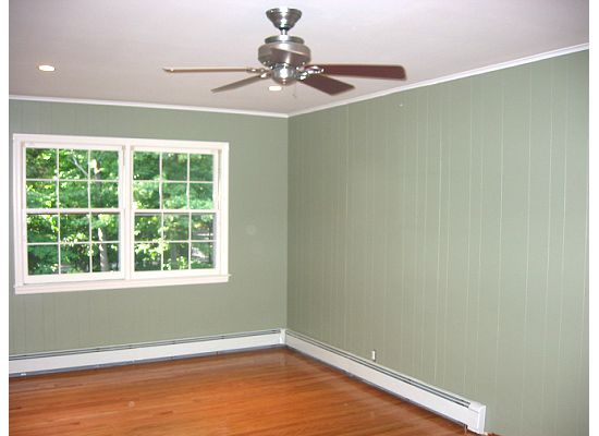 Painting 70s Paneling