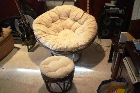 papasan chair ottoman peg perego high rocker selling and for 50 image attachment s