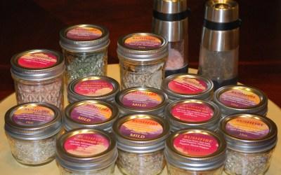 Bushfire Salts