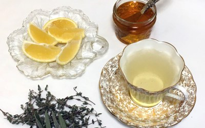 Fighting Colds with Thyme Tea