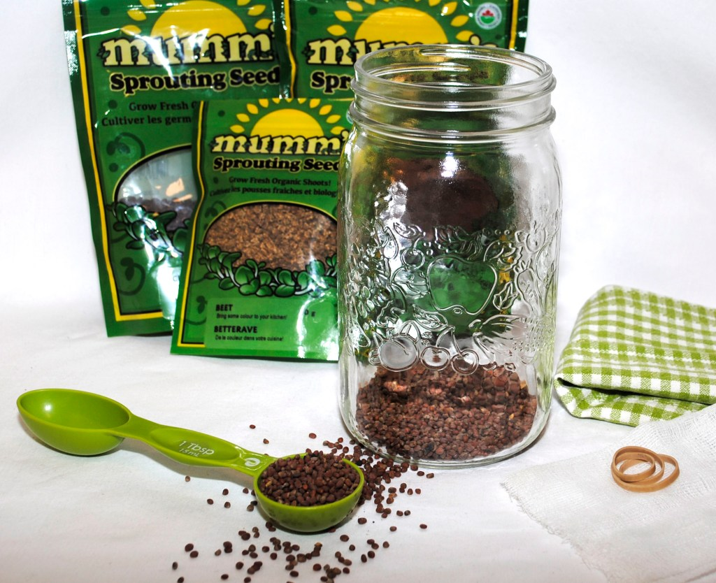 Sprouting Seeds for Superfoods