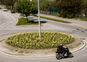 Using Roundabouts in Waterloo Region