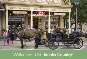 Explore The St. Jacobs Market! (VIDEO) •
