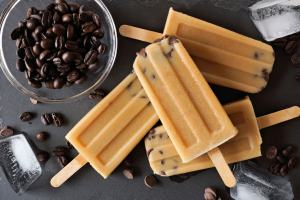 Hazelnut Espresso Fudgesicles… The Perfect Summer Treat!