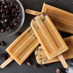 Hazelnut Espresso Fudgesicles… The Perfect Summer Treat!