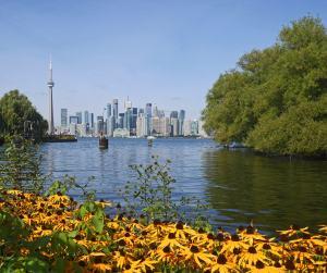 Toronto day trip toronto island