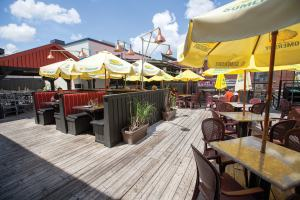 Best Patios in Kitchener and Waterloo