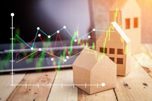 Real estate market fluctuation