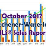MLS ® House Sales in Kitchener-Waterloo • October 2017