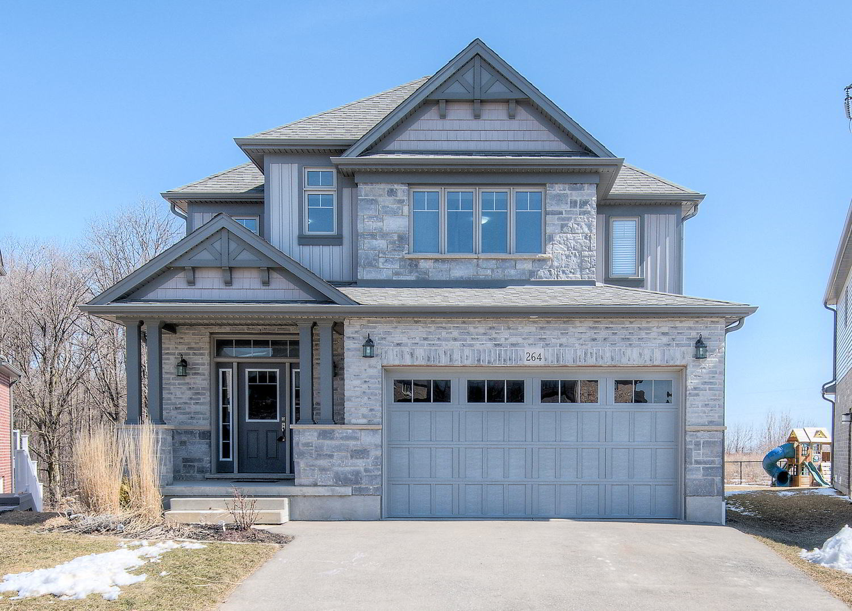 For Sale on Dewdrop Crescent in Vista Hills in Waterloo, Ontario