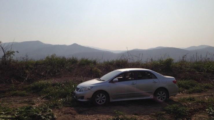 Mit dem Mietwagen Thailand erkunden