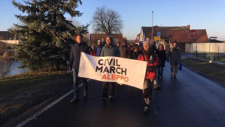 Civil March to Aleppo