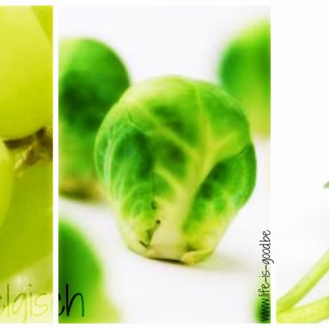 Gegrilde zalm met volkorenpasta, broccoli en hazelnoten