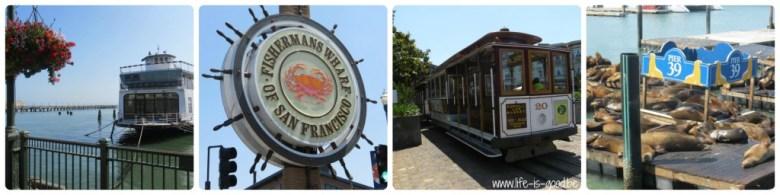 san francisco fishermans wharf