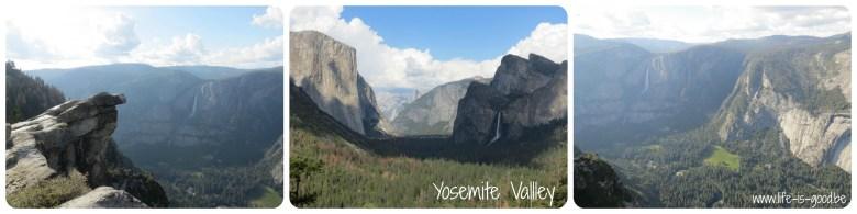 yosemite national park glacier point
