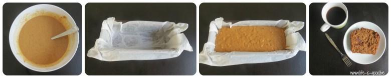 recept dadelcake met walnoot