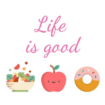 Life is good blog