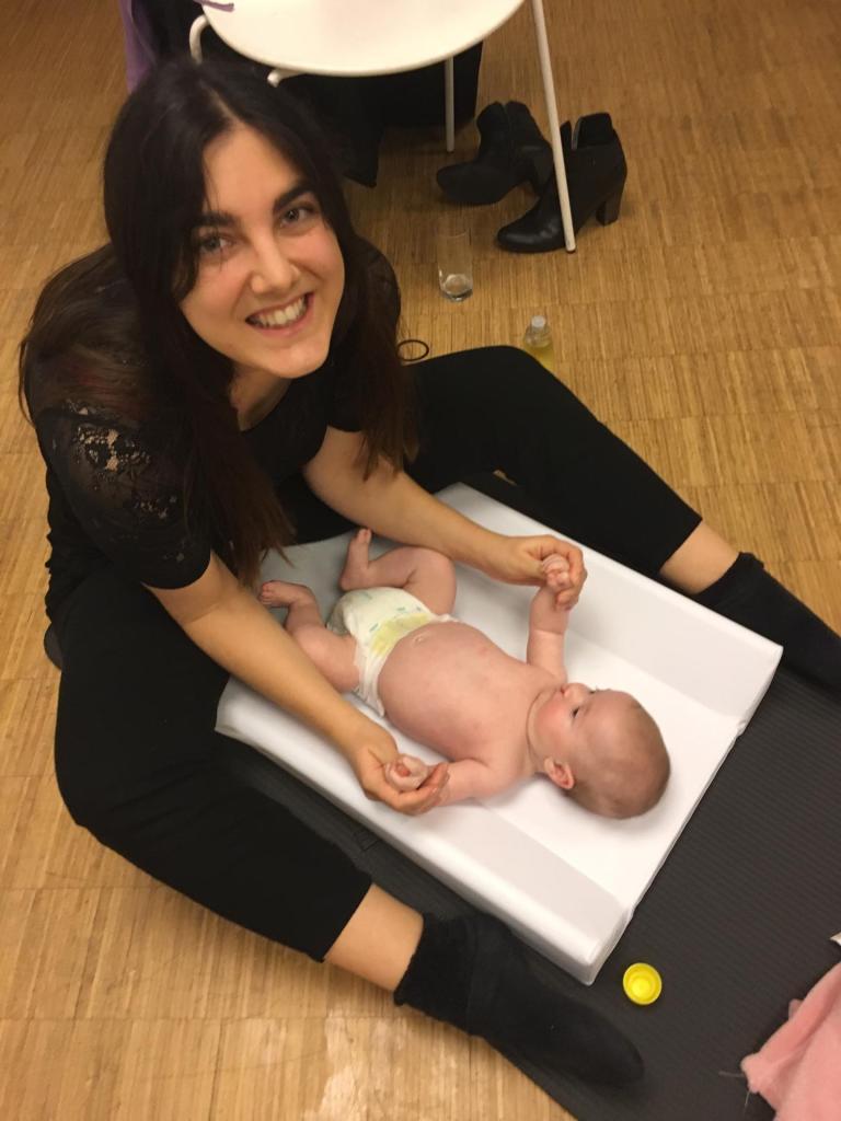 babymassage Colruyt Academy